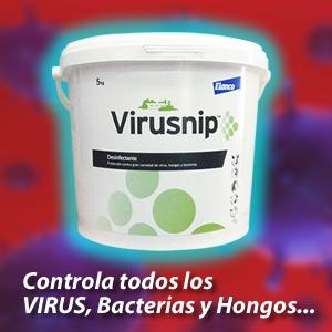 Virusnip, Controla Virus, Bacterias y Hongos