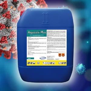 Aquazix, Testeado para Coronavirus