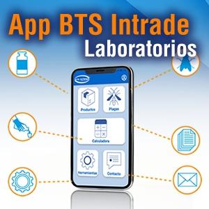 Nueva App BTS Intrade