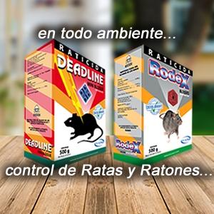 Control de Ratas y Ratones