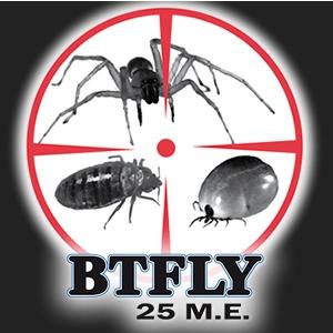 Insectos Rastreros?... BTFLY 25 M.E.